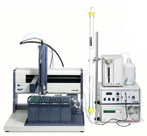 Automated Gx 271 Gpc Clean Up System